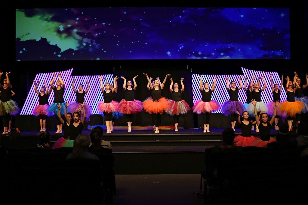 "Illuminate, Captivate, and Chara Dance Companies performing ""To Our God"""